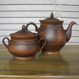 Чайная пара Витязь