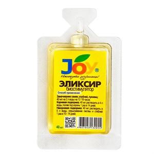 Эликсир ДЖОЙ биостимулятор монодоза 40 мл
