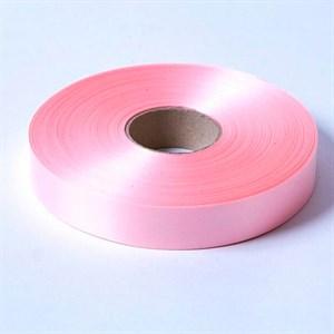 Лента Полипропиленовая 2см*50ярд бледно-розовая