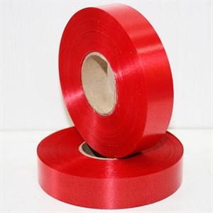 Лента Полипропиленовая 2см*50ярд красная