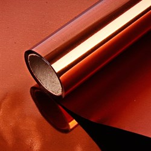 Пленка 58*5м Богема бронзовый