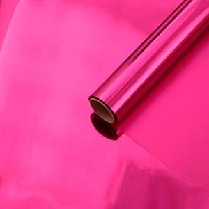 Пленка 58*5м Богема рубиновый