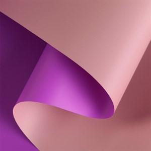 Пленка матовая 60*10м розовый/фиолетовый