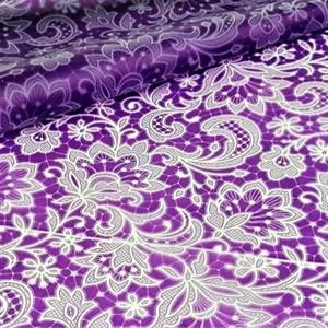 Пленка матовая 700 Риола ярко-фиолетовый