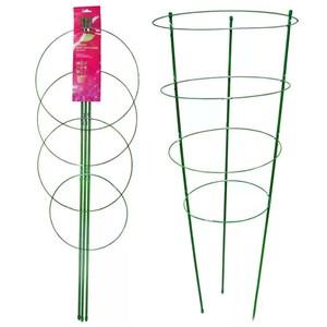 Поддержка для цветов Листок круглая 150см