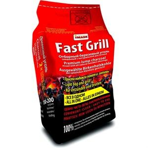 Уголь FastGrill 1.2кг