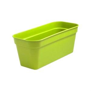Ящик балконный ГЛОРИЯ 60*18 оливковый