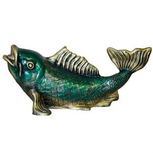 Фонтан Рыба