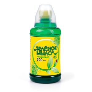 Зеленое мыло 500мл