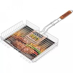 Решетка для барбекю ЭКОС 40*27*5см