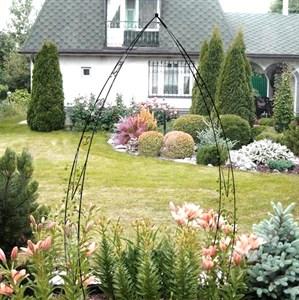 Арка садовая металлическая 863-32R