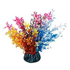 Растение ТРИТОН пластмас. 20см RS2002